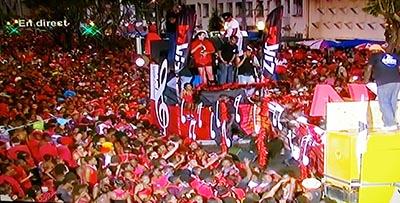 char zik la 2014  carnaval foule